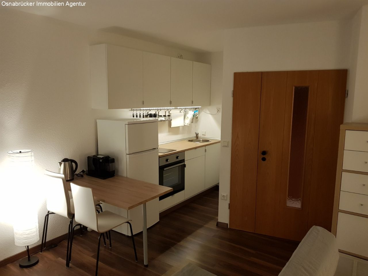 Apartment zweite Etage